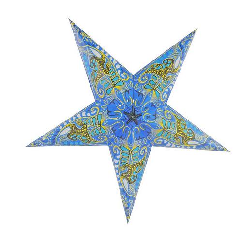 Filigree Blue