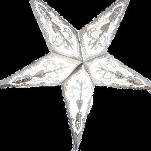 Grey/White Meditation Glitter