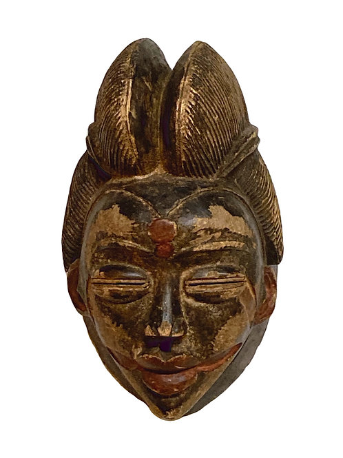Puna Maiden Spirit Mask
