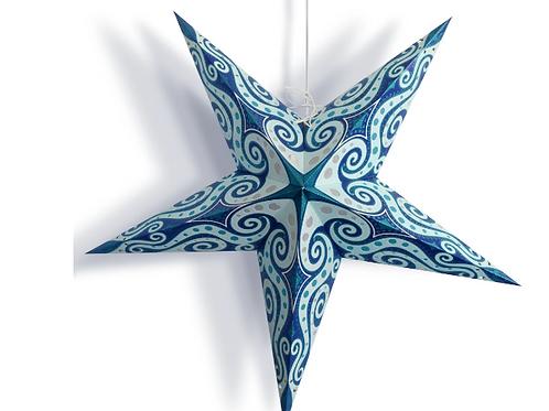 Turquoise Blue Mouri Glitter