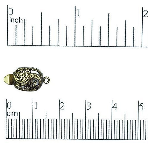 Filigree Box Clasp