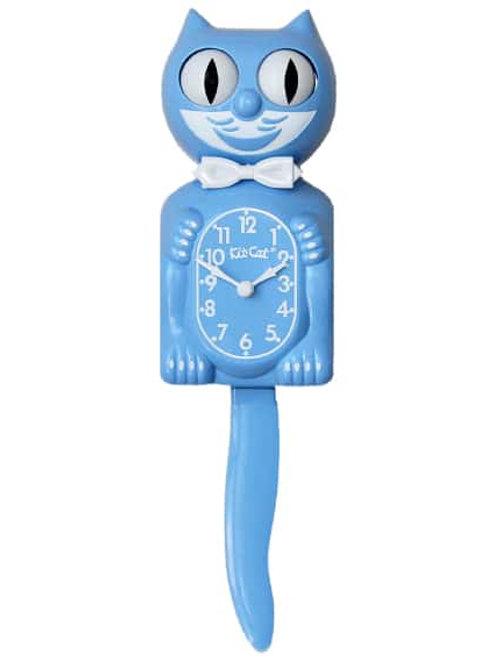 Serenity Blue Kit-Cat Clock