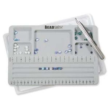 """Mini Bead Board with Lid 7.75x11.25"""""""