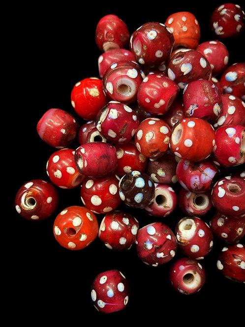 Venetian Skunk Beads