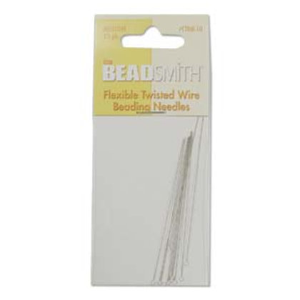 Twisted Wire Needles - 10 Pack