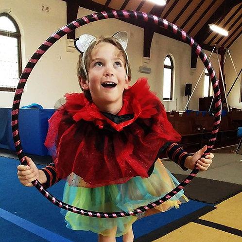 Term 4 Single Kids circus classes