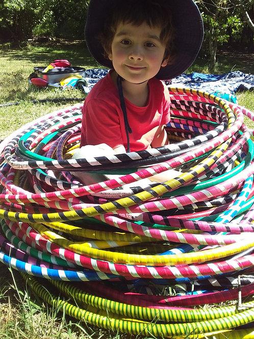 Kids beginner hoops