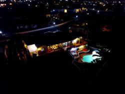 Villa Nightshot