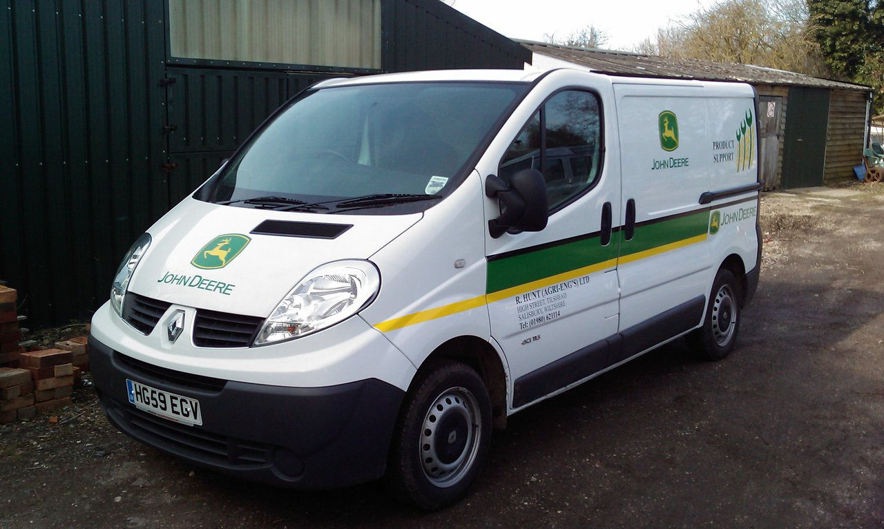 Sign writing vans basingstoke england immigrantsessay for Van sign writing templates