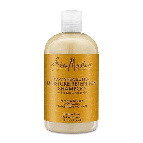 SheaMoisture Raw Shea Butter Onarıcı Nazik Temizleyici Şampuan 384 ml