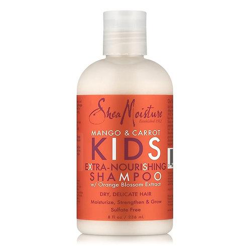 SheaMoisture Kids Mango & Havuç Ekstra Besleyici Şampuan 237 ml