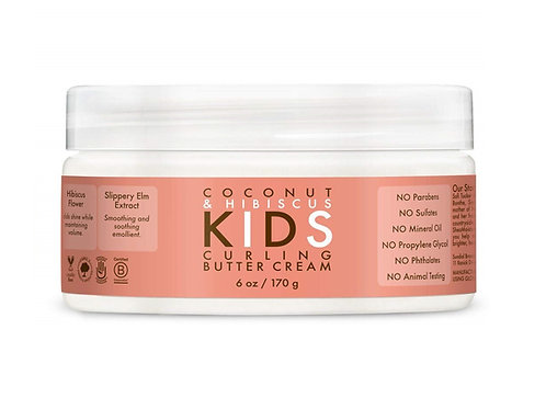 SheaMoisture Kids Coconut & Hibiscus Curling Bukle Kremi 170 g