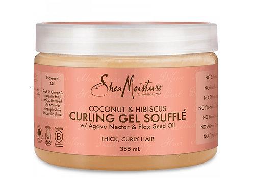 SheaMoisture Curling Gel Souffle Saç Jölesi 355 ml
