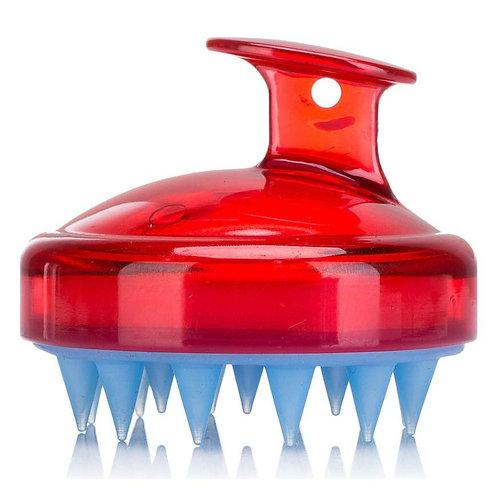 Şampuan/Masaj Fırçası Kırmızı
