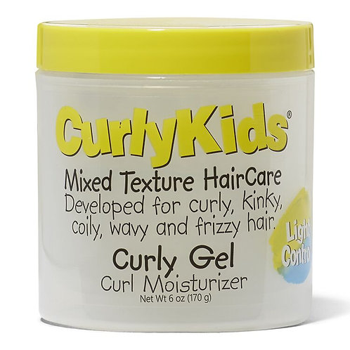 CurlyKids Curly Gel Moisturizer Saç Jölesi 170 g