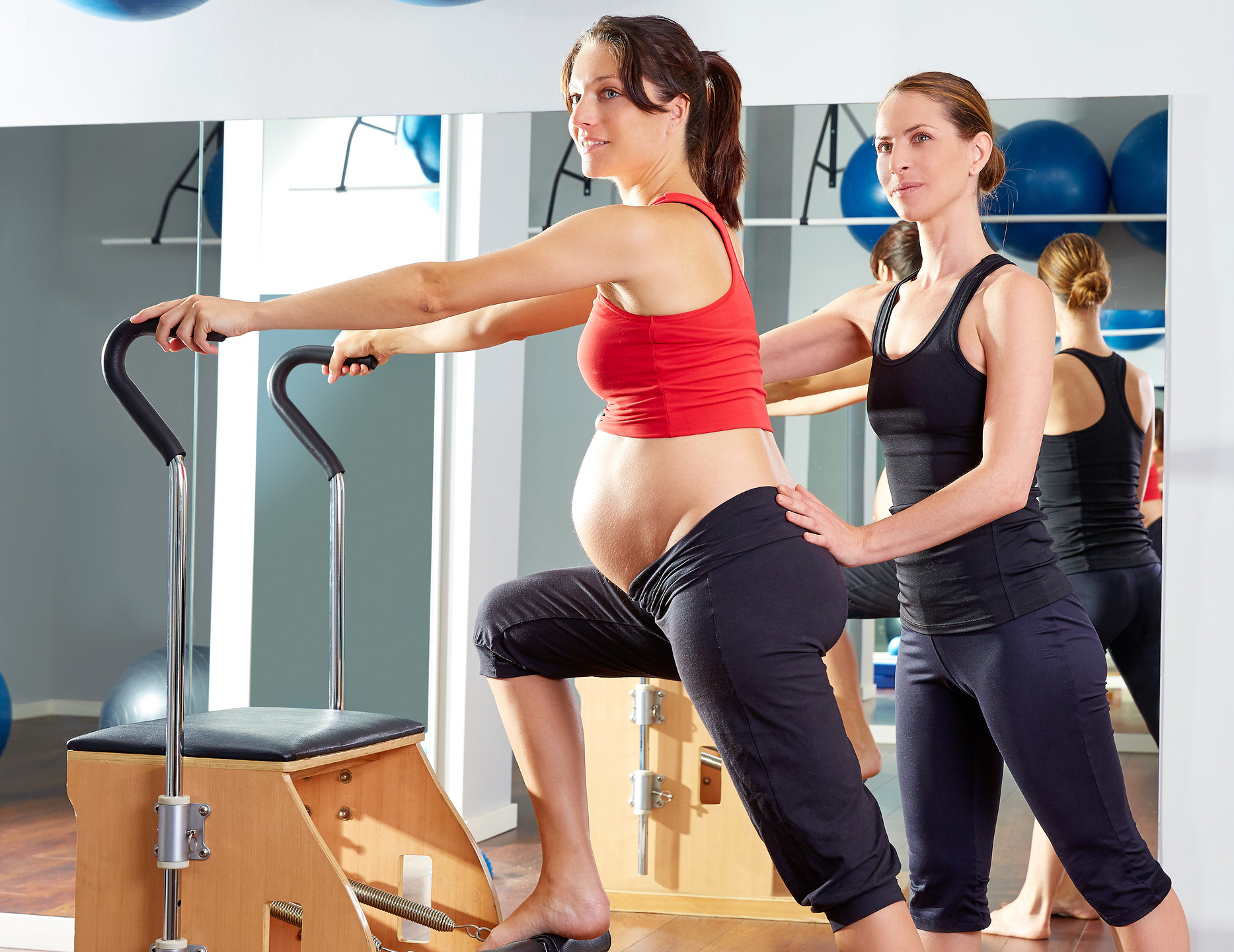 Incorporates the use of Clinical Pilates Equipment