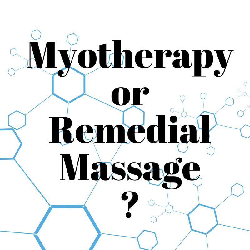 Myotherapy & Massage Therapy Camberwell | What is it?