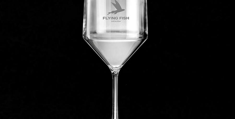Бокал для вина FLYING FISH crystal