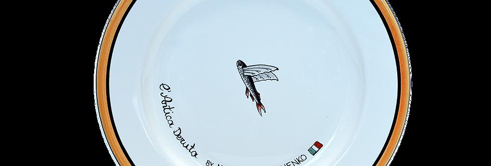 Antica Deruta Dinner plate