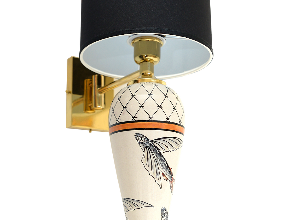 Antica Deruta Настенная лампа