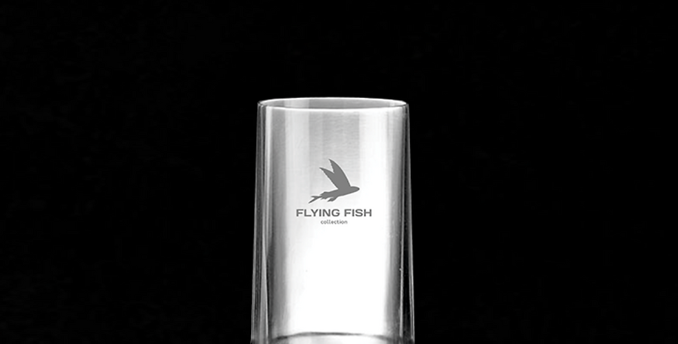 Стакан FLYING FISH crystal