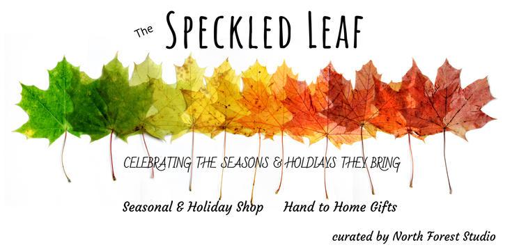 Speckled Leaf