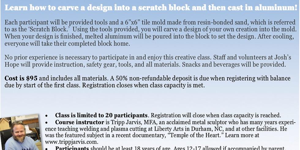 Scratch Block Workshop