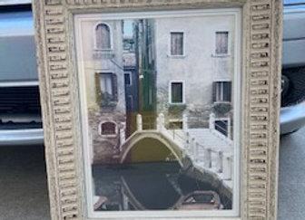 Framed Photograph: Venice