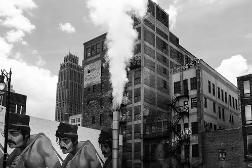 Detroit Steam