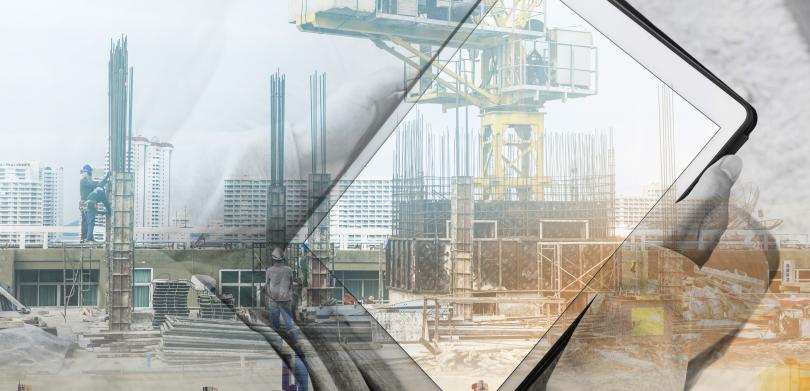 Digitalisering in de bouw