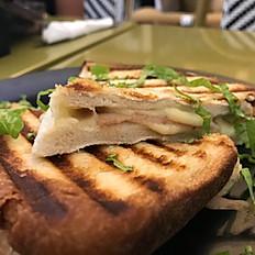 Ham and Cheese  Pannini