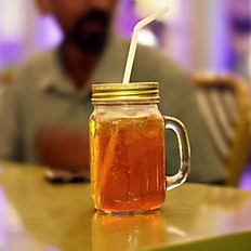 Iced Apple/ Iced Peach Tea