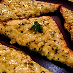 Spicy Cheese Toast