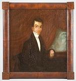 Portraits, Pair, Woman & Man, Oil on Board_man entire_594.jpg