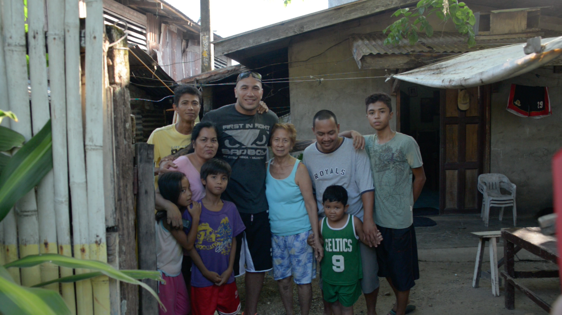 Brandon Vera philippines family
