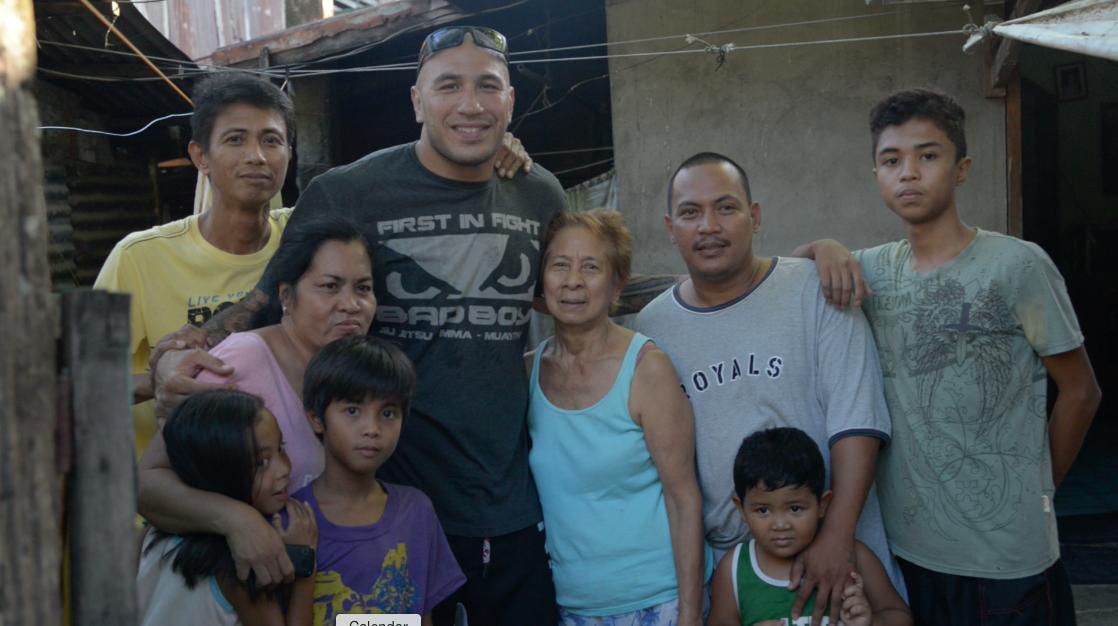 Brandon Vera philippines family 2