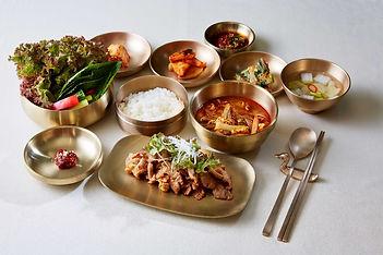 Ginza6銀座6銀座シックスGinzasix尹家ユンミヲル尹美月韓国薬膳料理5