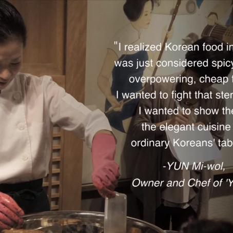 韓国ArirangTVドキュメンタリー