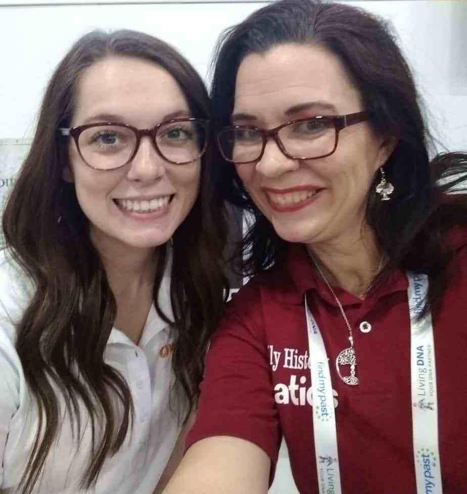 Macy, a terrific MyHeritage employee