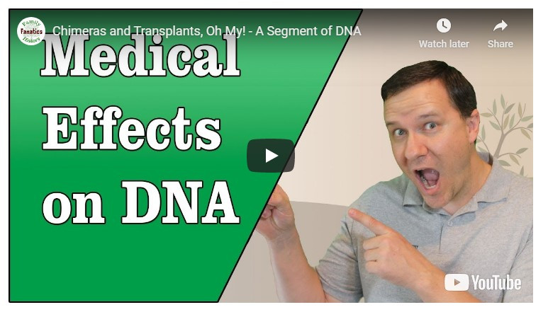 Video: What are the Effects of Medical Treatments on your DNA?