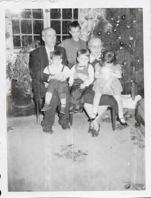 Robert Victor and Clementine Zumstein Family