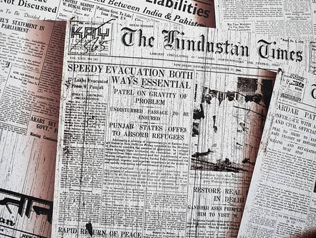 From Birth to Death: Researching Your Ancestor's Vital Events Using Newspapers
