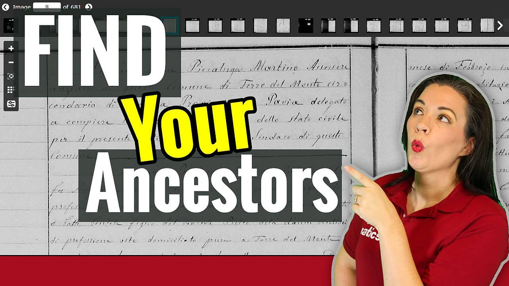 Video: FamilySearch.org: FamilySearch.org Exploring New Historical Images Tool