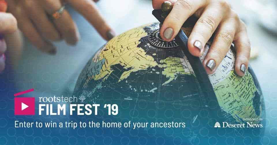 RootsTech Film Fest Promotion