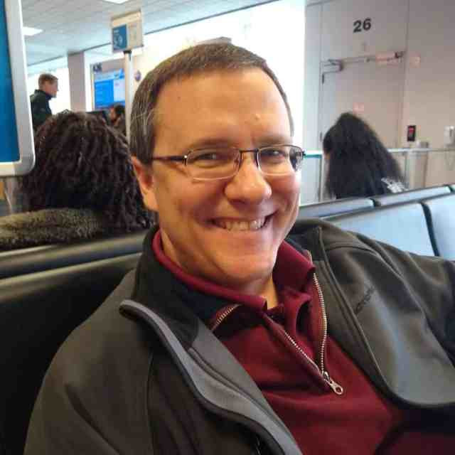 Andy Lee Traveling to RootsTech
