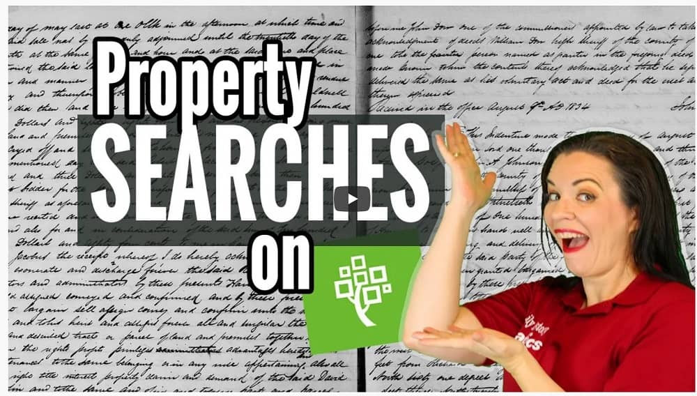 Video How to Research Land Records on FamilySearch