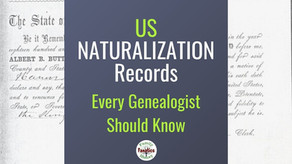 US Naturalization Records Every Genealogist Must Explore
