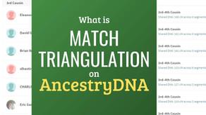What is Triangulation on AncestryDNA?