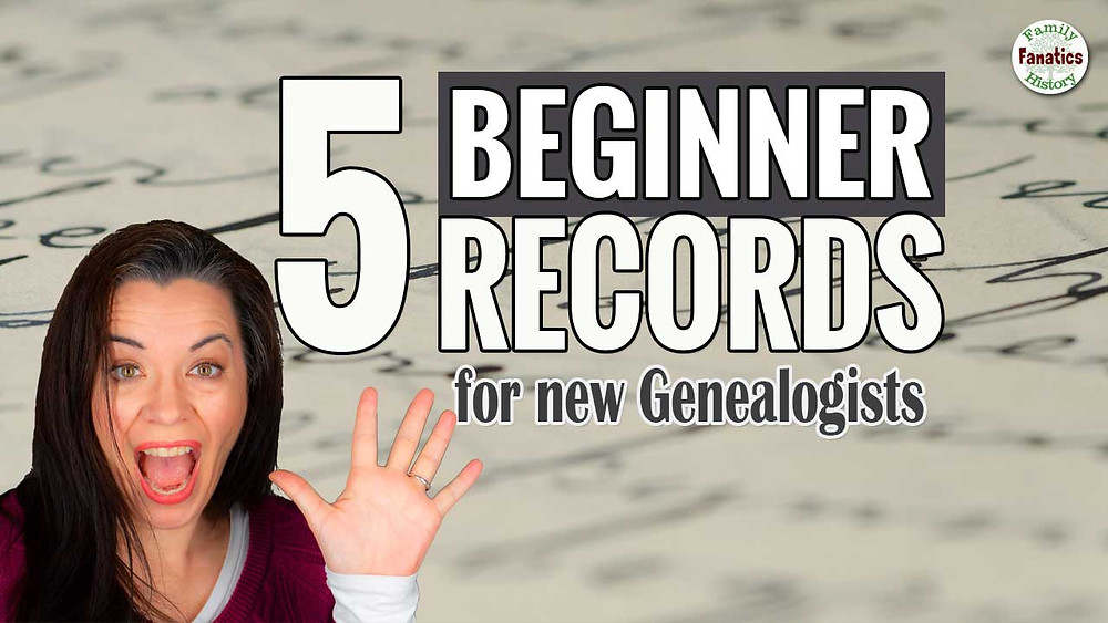 Video: Search These Genealogy Records First