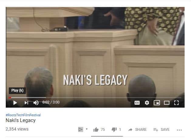 Naki's Legacy View Count